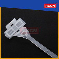 New Style Of Quick Releasable Plastic Nylon Cable Tie Full Sizes