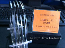 lister st 100mm piston ring / tp piston ring / oem manufacturer