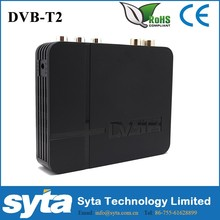 Nuevo mini hd dvb-t2 terrestre receptor de tv digital mpeg-4 k2