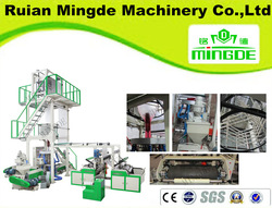 Mingde Six Color Flexo Printing Machine,plastic bag printing machine price ,plastic bag printing machine