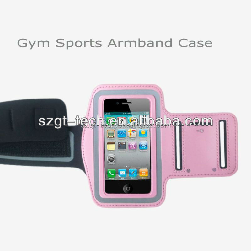 Gym Sports Armband Strap Running Case for iPod Touch 5