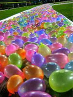Mini colorful non latex water balloons