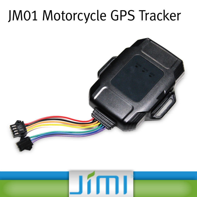 JIMI Hot Selling JM01 waterproof gps tracer with SOS Button and Remote Engine Cut Off Function