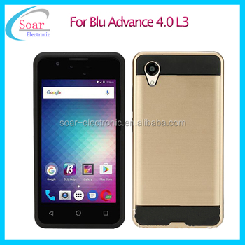 Factory wholesaler plastic hard protective cover for Blu Advance 4.0 L3 A110U case
