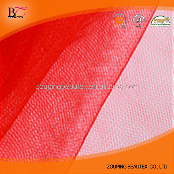 High quality tulle lace fabric with fine <strong>nylon</strong> mesh fabric