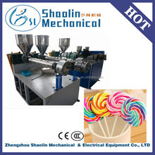 The Most Novel lollipop/jelly candy making machine with best service