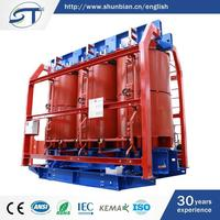 Electrical Equipment 3 Phase Unique Dry Type Transformer 12V 30A