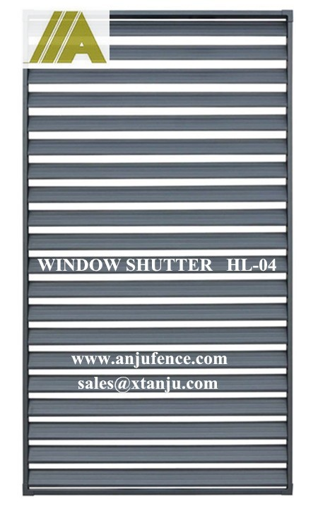 Steel louvre blade / Louvre window / Window blind HL-04