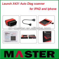 Original Launch X431 Auto Diag Scanner for IPAD and iPhone