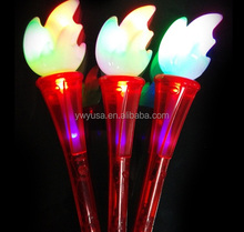 new products party supplies led flashing stick,led cheering stick