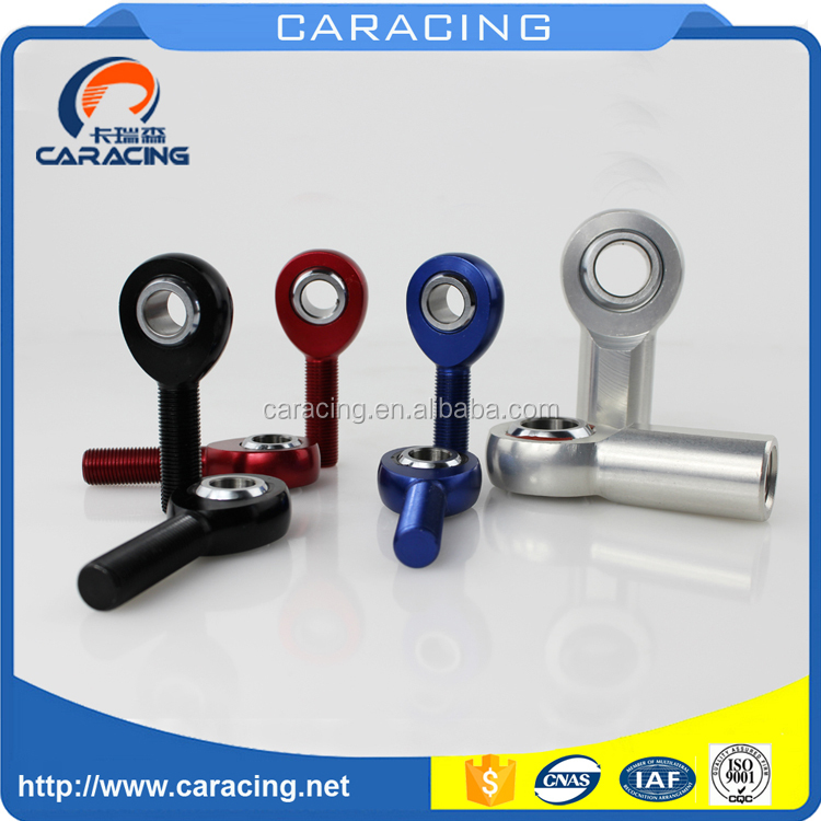 High preformance aluminum rod end for racing