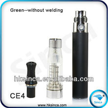 New CE4 clearomizer ego ce4/ce5/evod/t3+/ego w chicha in France market