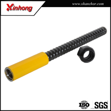 high strength ground support r thread self drilling anchor bar for construction