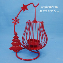 Cheap red handmade moroccan metal lanterns