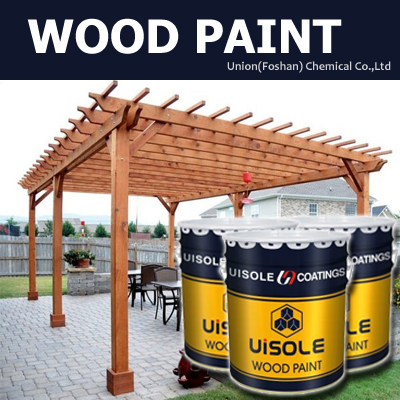 Oil based wood wax oil for wooden pergola ,outdoor wood deco paint