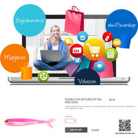 e-commerce retail best lure walleye online web site