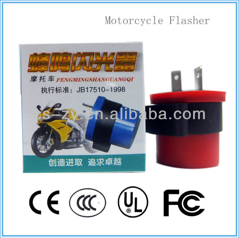 12V flasher automotriz/12v electronic flasher/motorcycle flasher