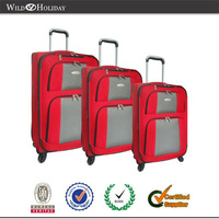 New design polyester travel luggage Polo bag