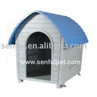 Plastic Dog House Pet Kennel Dog Home