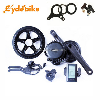bafang 8fun bbs02 mid drive 48v 750w motor e bike kit with wholesale price