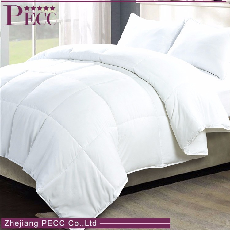 Factory Price Top Quality Queen Size Goose/Duck Feather And Down Duvet