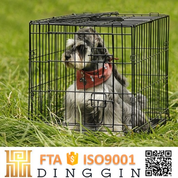 Different size dog cage kennel