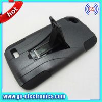 2014 New arrival PC silicone 2 in 1 robot cover for blu life play