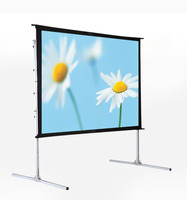100 inch grandview fixed projector screen