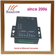 China supplier RS232 to RJ45 serial to Ethernet Converter