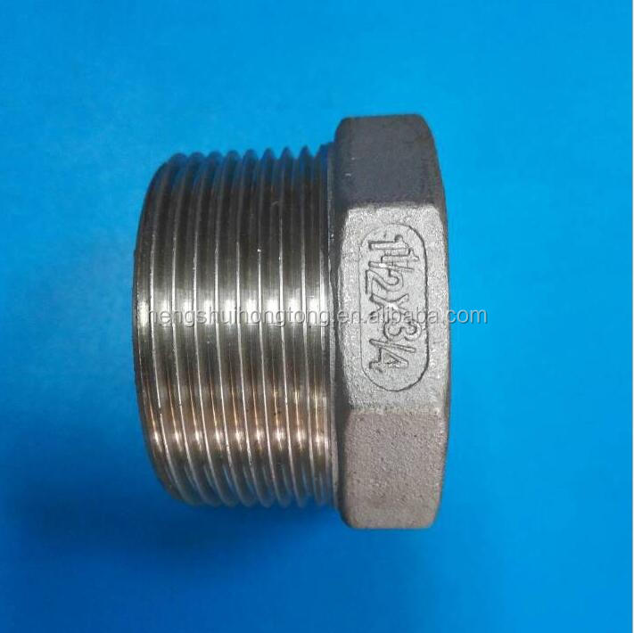 high pressure pipe fitting,threaded pipe fitting