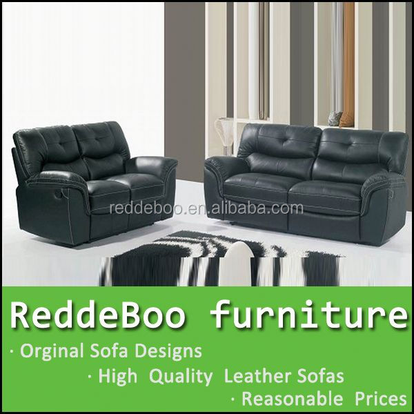 living room furnitures full microfiber reclining sofa sets