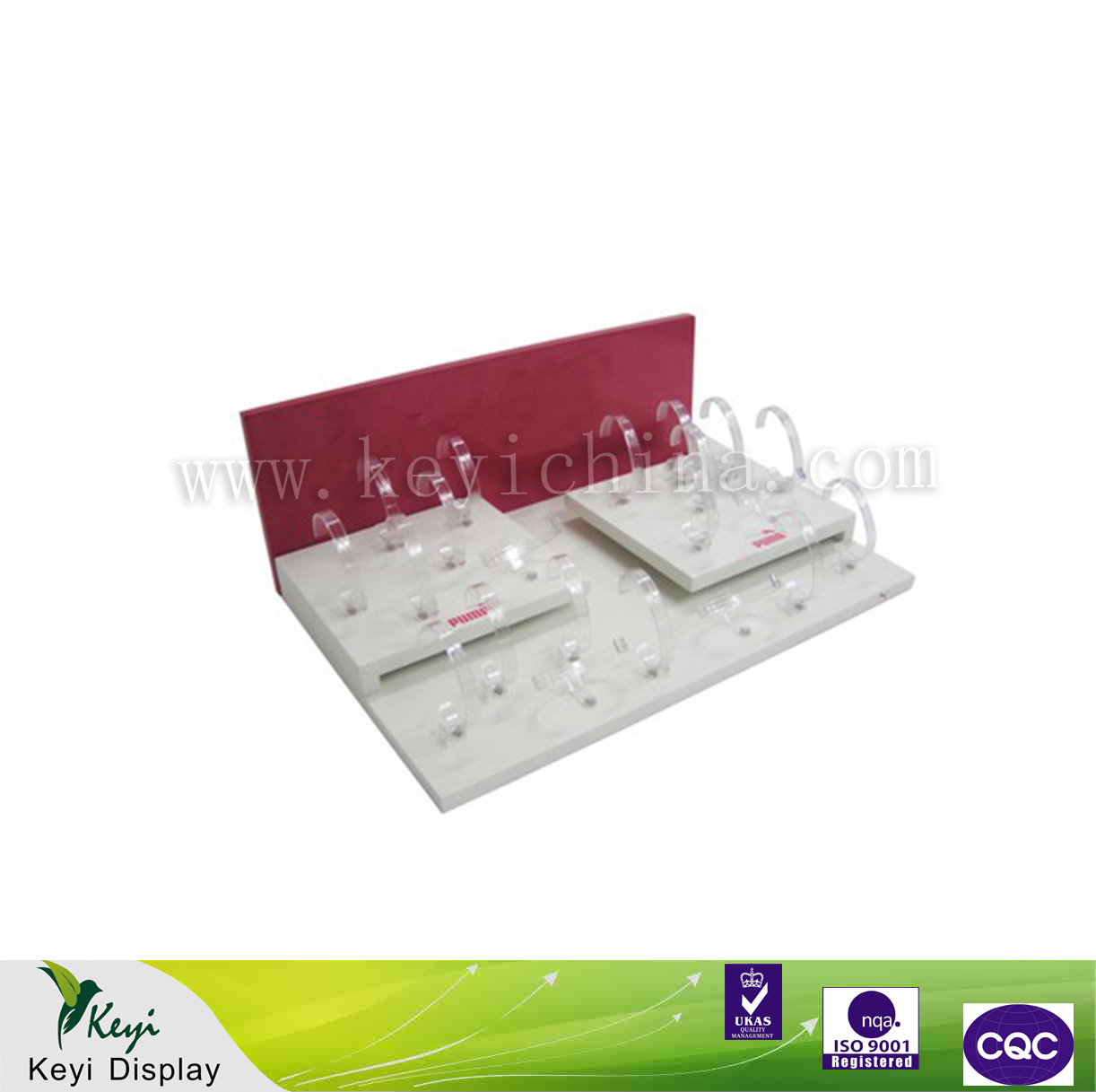 acrylic pen display stand acrylic candy display case