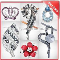 Crystal Shoes Decoration Accessories