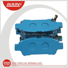 FOR 2000-2001 ACR30/PREVIA BEST BRAKE PAD BRAND FOR TOYOTA CARS OEM: 04466-28030