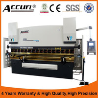 New 2016 Press Brake Machine 40T- 2mm Sheet Metal Bending Machine for 3 Axis CNC Control