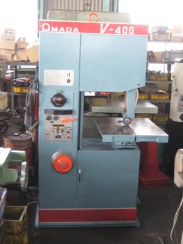 Metal Cutting Machine from Japan AMADA V-400 used machine tool not cnc