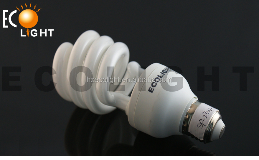 2018 hot cfl bulb 18/23W hangzhou Triphosphor powder Energy Saving lamp