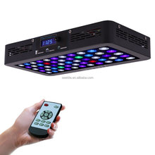 Intelligent full spectrum reef 20000k led aquarium light with storm simulation