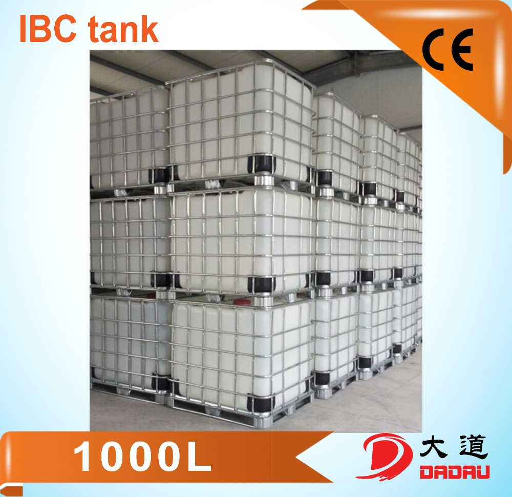 plastic intermediate bulk containers used ibc container