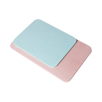 Japanese Hotel Waterproof Custom Size Long Non Slip Bathroom Diatomite Bath Mat