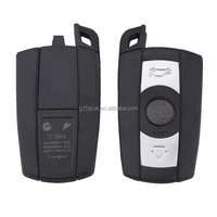 ABS key case with metal buttons auto key shell and smart shell for BMW X5 X6