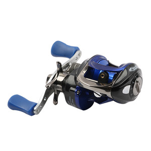 OEM High quality Single Finger Control braking system Baitcasting Fishing Reels