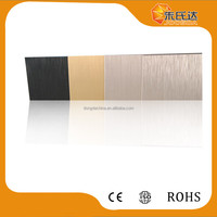 color coated mirror glass aluminum sheet/coil
