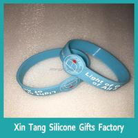 new design silicone wristband watch