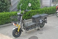wholesale high-capacity electric 800w cargo e-bike for Japan