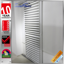Best quality AS2047 standard louvered storm door at Superhouse