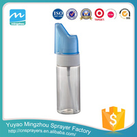 Professional Factory Hot Selling Good Material Transparent MZ-02 Water Mist Pump Spray Bottle