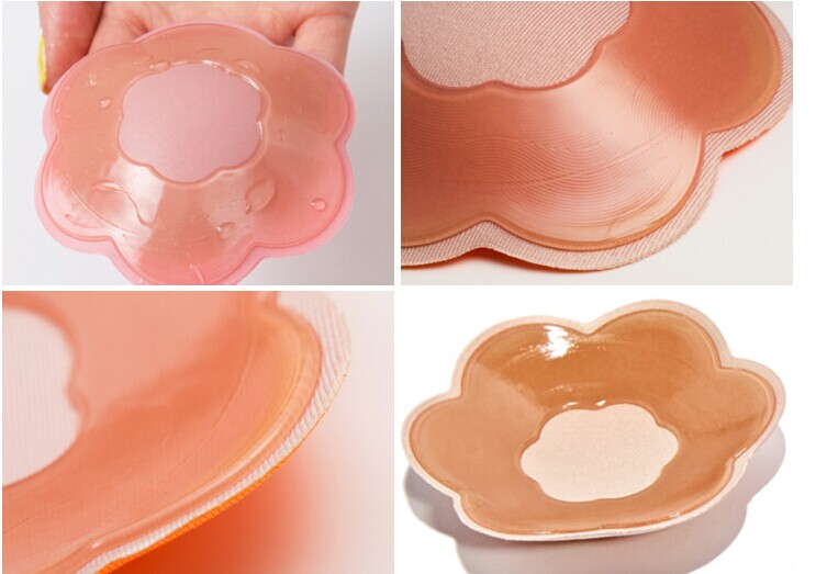 Easy to use comfortable ultra-thin breathable nipple cover for wholesale