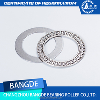 China factory flat needle roller bearing HK NK series bearings