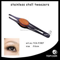 Cheap cute tweezer wizzit tweezer